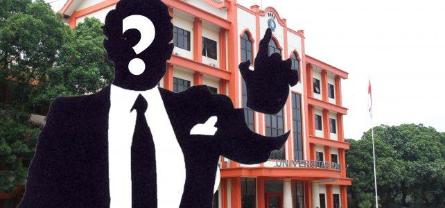 PILREK UNIKAMA: MAHASISWA ANGKAT BICARA