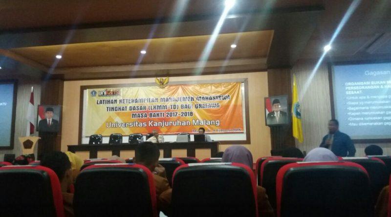 LKMM-TD 2017/2018 Universitas Kanjuruhan Malang